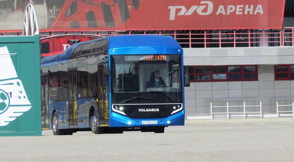 Автобус для «Локомотива» и другие контракты Volgabus
