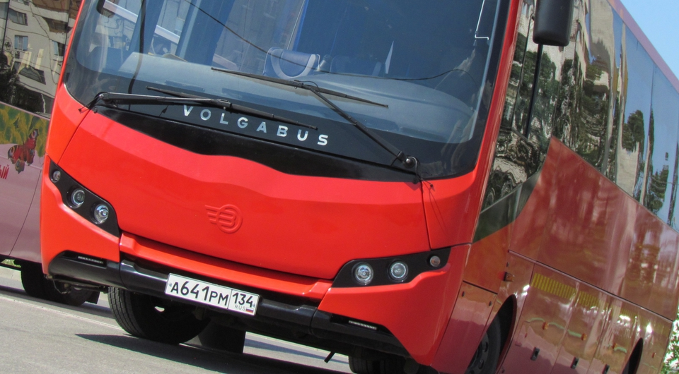 Volgabus. Автобус-робот – не фантастика?