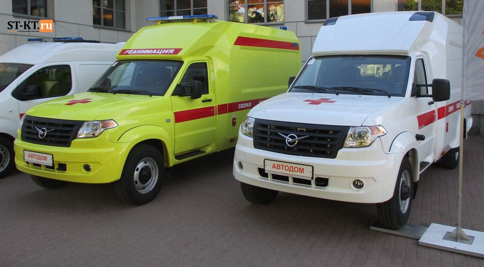 «Автодом» научил «УАЗ Профи» врачебному делу