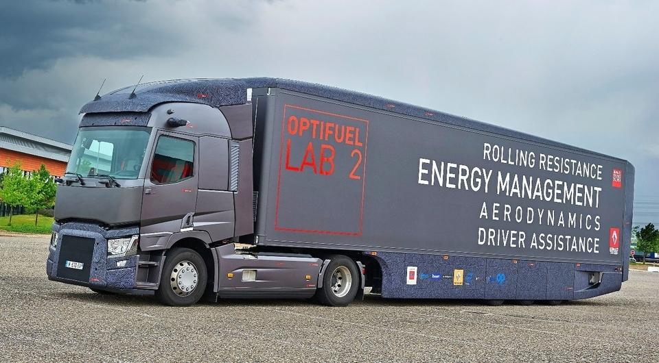 Renault Optifuel Lab 2. Лабораторная работа