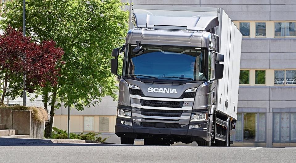 Scania Next Generation. Город и пригород