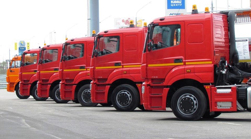 Рынок грузовиков растет, но темп роста снижается