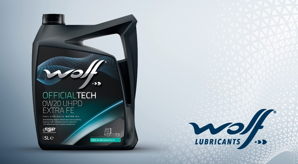 Wolf Lubricants выпустит масло для IVECO EURO 6