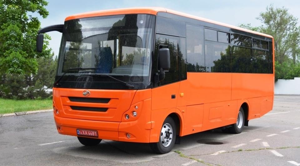 ЗАЗ поставляет школьные автобусы
