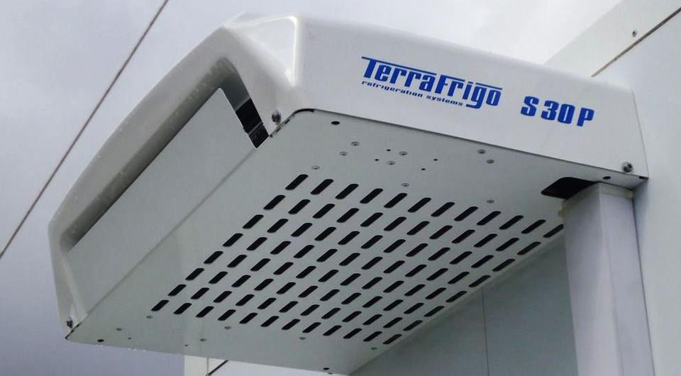 TerraFrigo: оборудование для рефрижераторов от 6 до 50 кубов